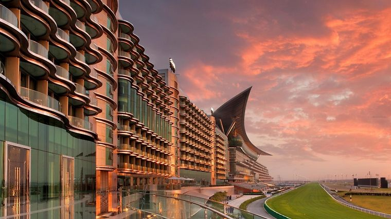 The Meydan Hotel photos Exterior