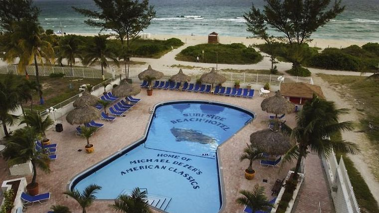 Hotel Howard Johnson Plaza Dezerland Beach And Spa Surfside Fl 3 United States Booked