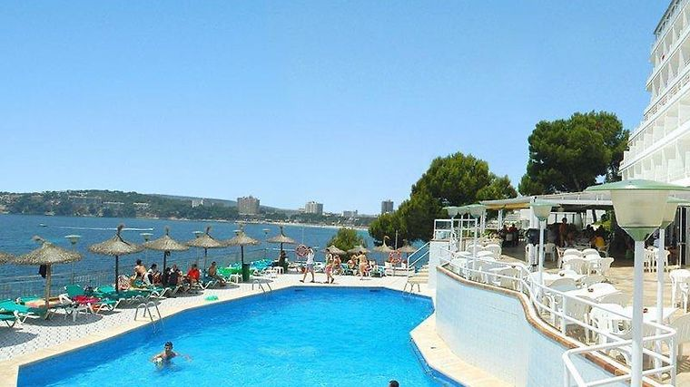 Universal Hotel Florida S Only Magaluf Mallorca 3 Spain From 73 Hotelmix
