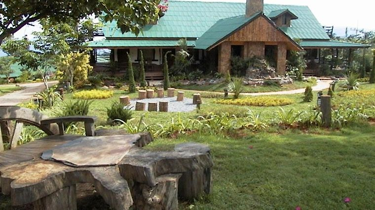 Pa Ngam Mountain Lodge And Adventure Town Exterior Hotel information