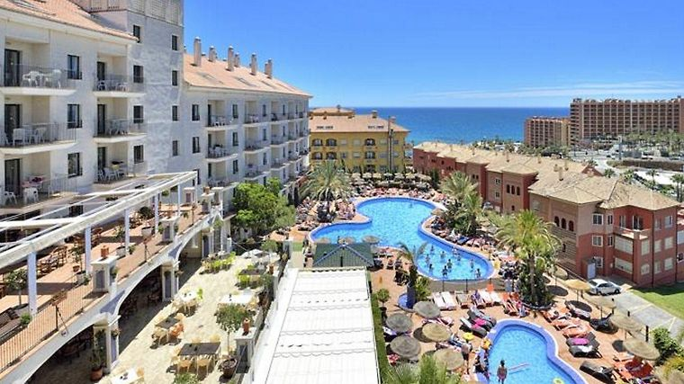 Benalmadena Palace Hotel And Spa photos Exterior