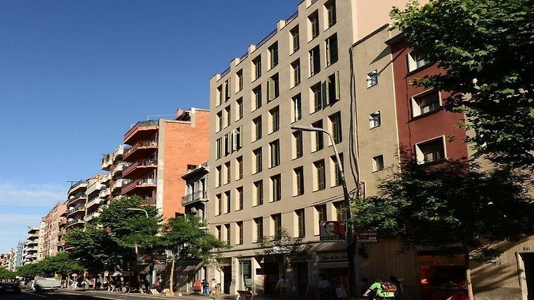 Pierre&Vacances Residence Barcelona Sants photos Exterior