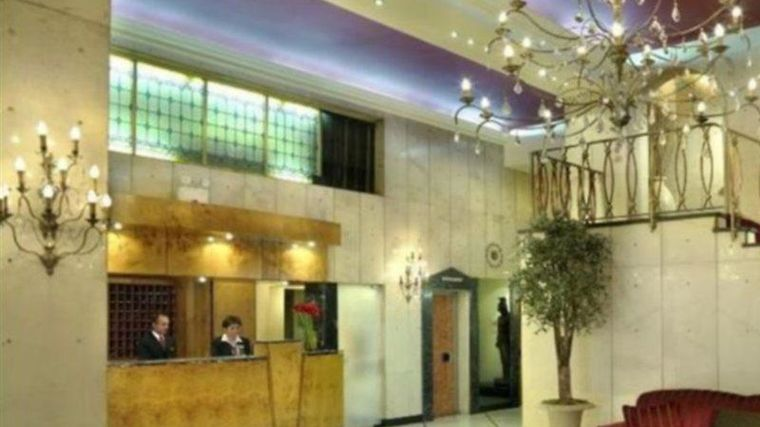 HOTEL ESPERIA PALACE ATHENS 4* (Greece) - from US$ 194 | BOOKED