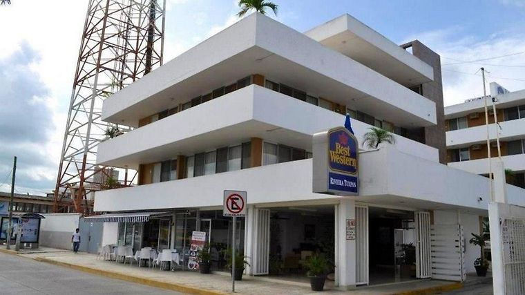 Hotel Best Western Riviera Tuxpan Exterior