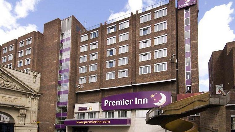 °HOTEL PREMIER INN NEWCASTLE CITY NEWCASTLE UPON TYNE 3* (United Kingdom)    From US$ 101 | BOOKED