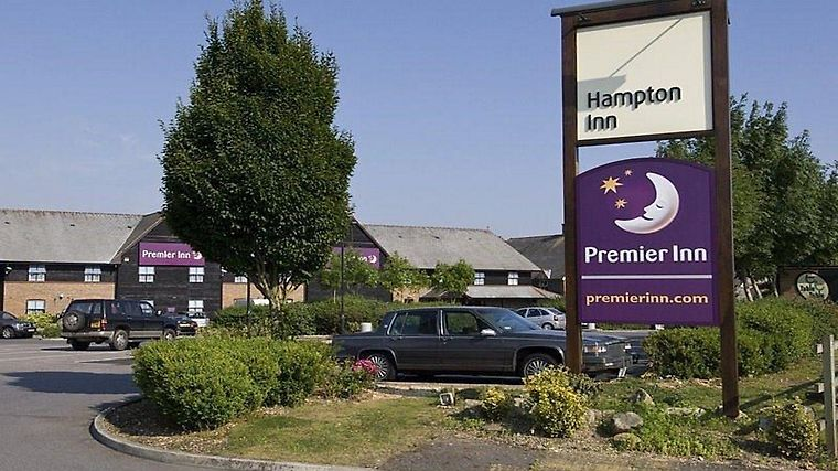 Premier Inn Salisbury North Bishopsdown photos Exterior