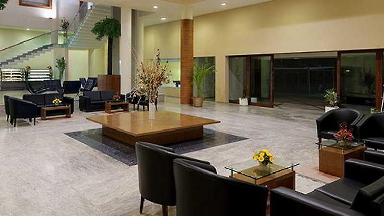 Seasons Hotels Rajkot Interior