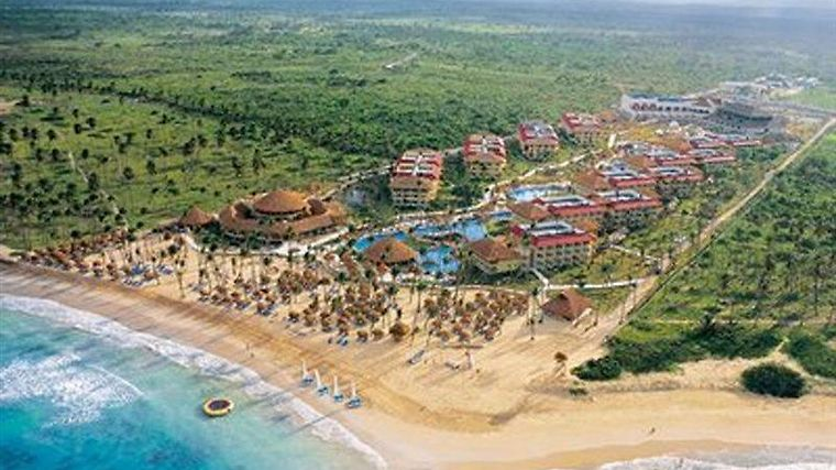 Hotel Dreams Palm Beach Punta Cana 5 Dominican Republic From Us 328 Booked