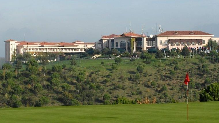 Klassis Golf And Country Club-Istanbul photos Exterior