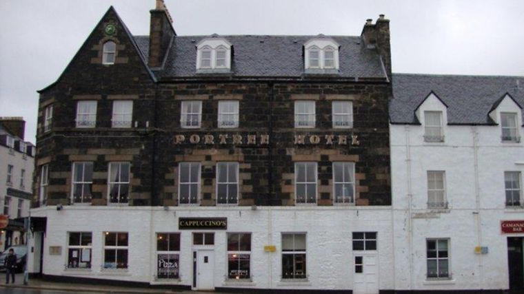 Portree Hotel photos Exterior