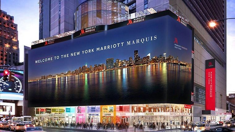 Marriott Marquis New York photos Exterior