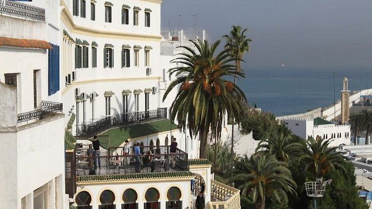 Intercontinental Tangier Exterior