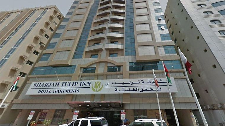 Tulip Inn Sharjah Hotel Apartments photos Exterior