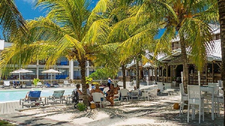 HOTEL LE PENINSULA BAY BEACH RESORT BLUE BAY 4* (Mauritius) - from ...