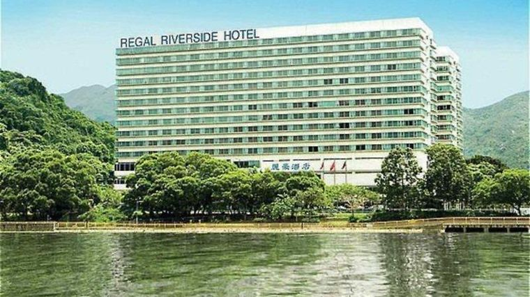 Image result for Images of Regal Riverside Hotel