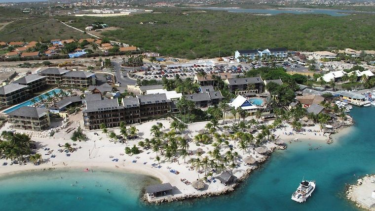 Lions Dive & Beach Resort Curacao Exterior