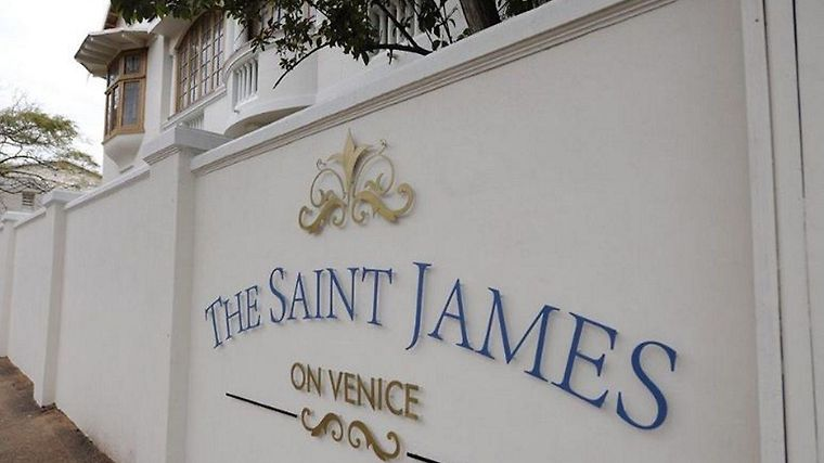 The Saint James On Venice Exterior