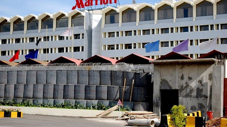 Islamabad Marriott Hotel photos Exterior