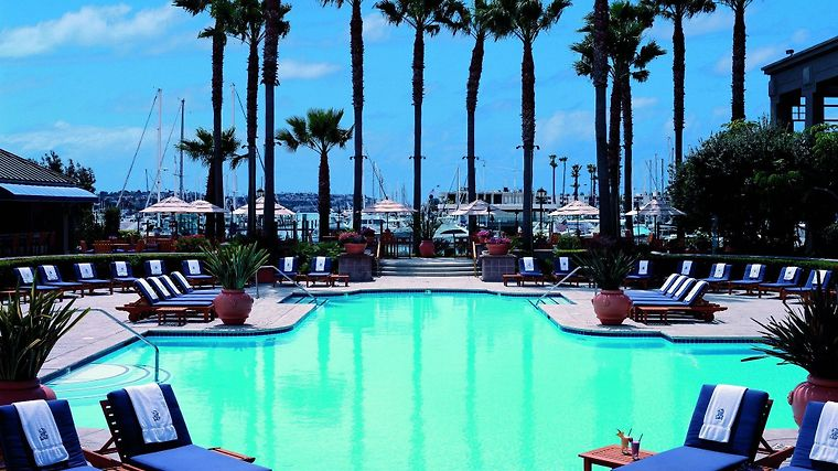 Ritz Carlton Marina Del Rey Facilities