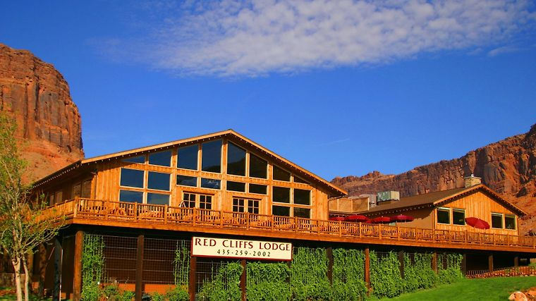 Red Cliffs Lodge photos Exterior