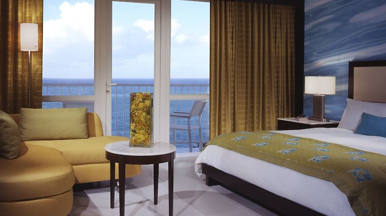 The Condado Plaza Hilton Room