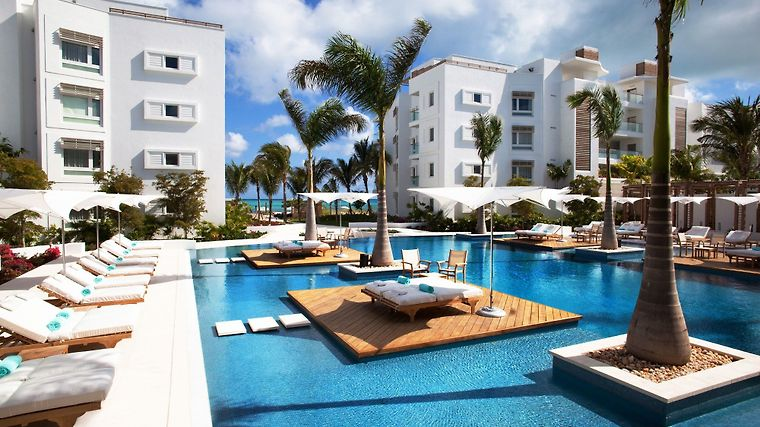 Hotel Gansevoort Turks Caicos Providenciales 5 And Islands From Us 1637 Booked
