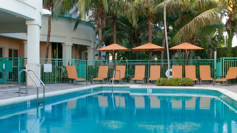 Courtyard By Marriott Fort Lauderdale Airport And Cruise Port Facilities