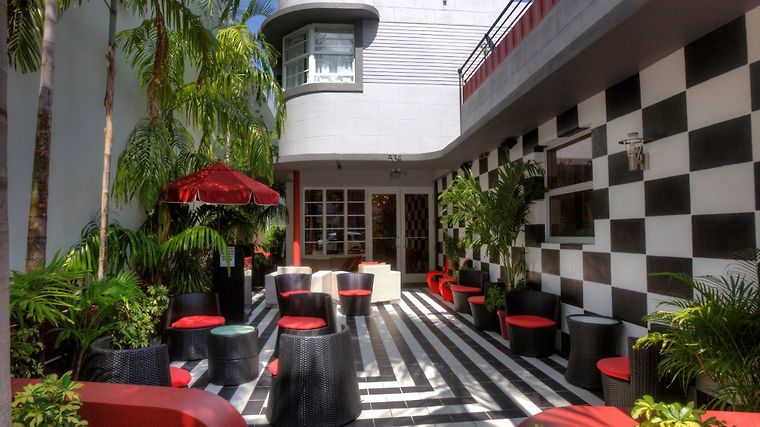 Fashion Boutique Hotel Miami Beach Fl 3 United States From Us 127 Booked
