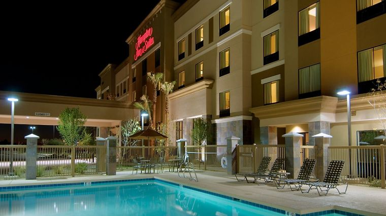 Hampton Inn & Suites North Phoenix/Happy Valley Exterior