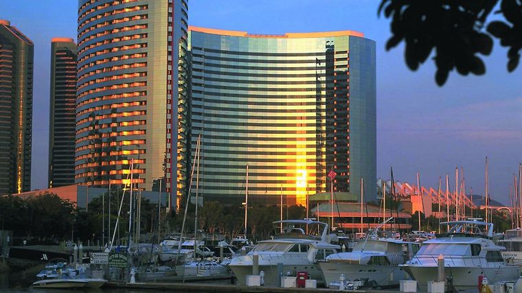San Diego Marriott Marquis And Marina photos Exterior