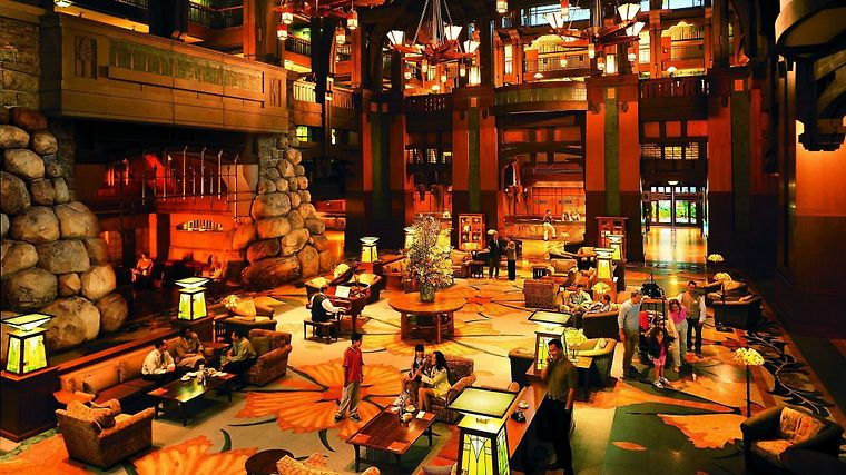 Disney'S Grand Californian photos Interior