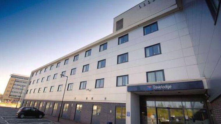 Travelodge Manchester Airport Hotel photos Exterior