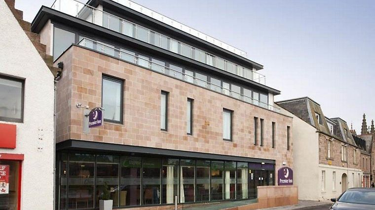 Premier Inn Inverness Centre photos Exterior
