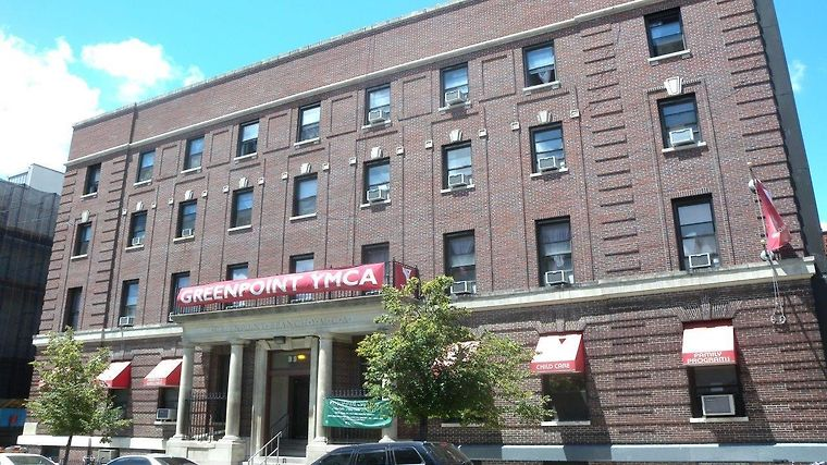 Ymca Greenpoint Hotel New York photos Exterior