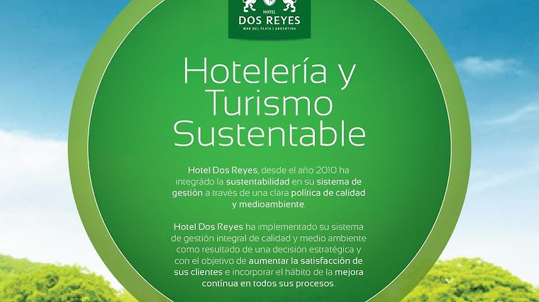 Hotel Dos Reyes Exterior