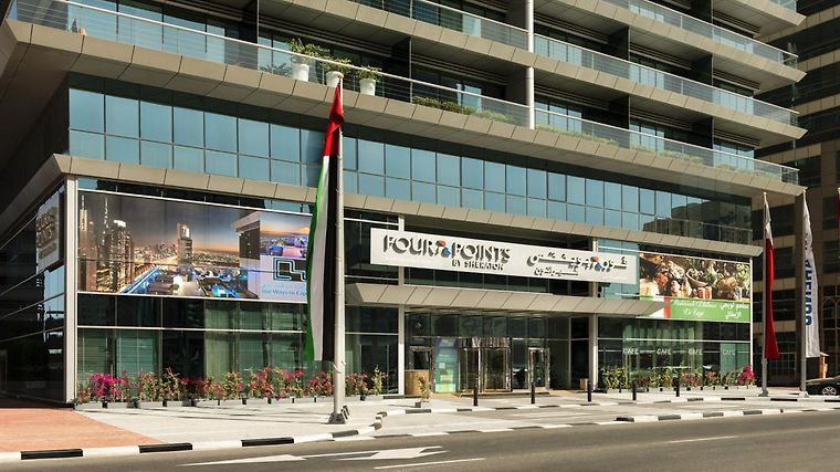 Four Points By Sheraton Sheikh Zayed Road photos Exterior