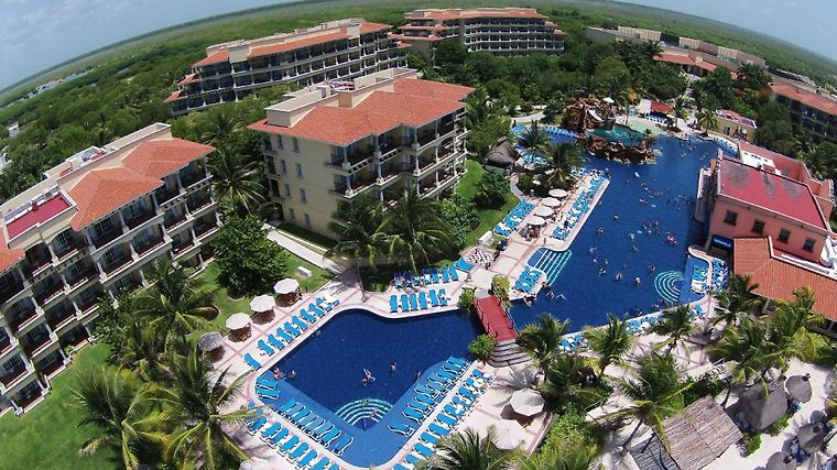 Hotel Marina El Cid Spa Beach Resort Puerto Morelos 5 Mexico From Us 425 Booked