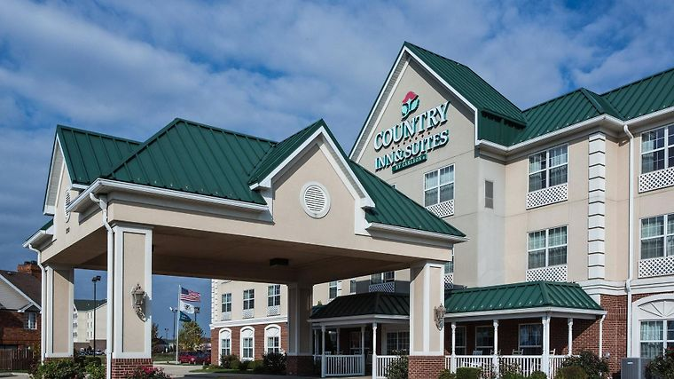 Country Inn & Suites By Carlson, Effingham, Il photos Exterior