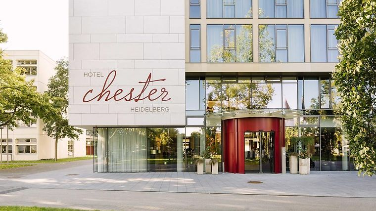 Hotel Chester Exterior Hotel information