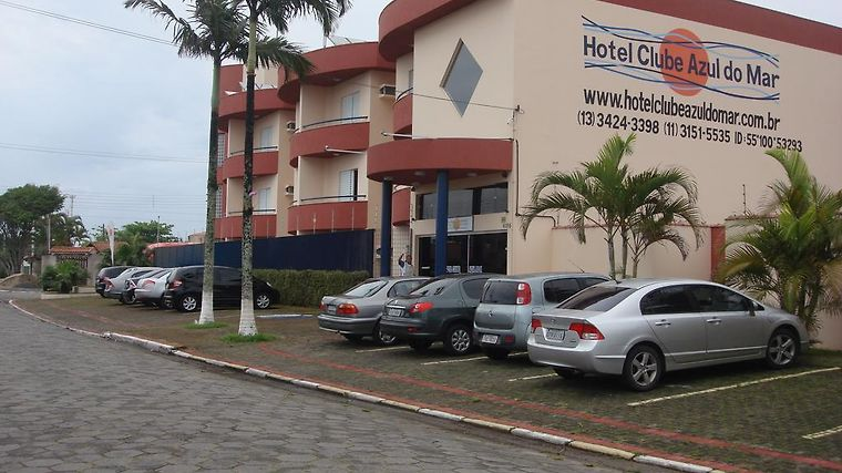 Hotel Clube Azul Do Mar Exterior Hotel information