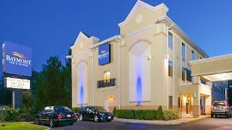 Hotel Comfort Inn Atlantic City Absecon Area Nj 3 United States From Us 139 Booked
