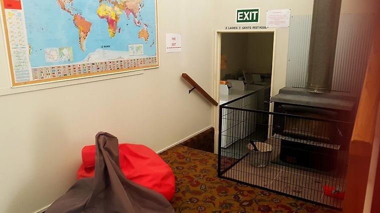 Fat Cod Backpackers Exterior Hotel information
