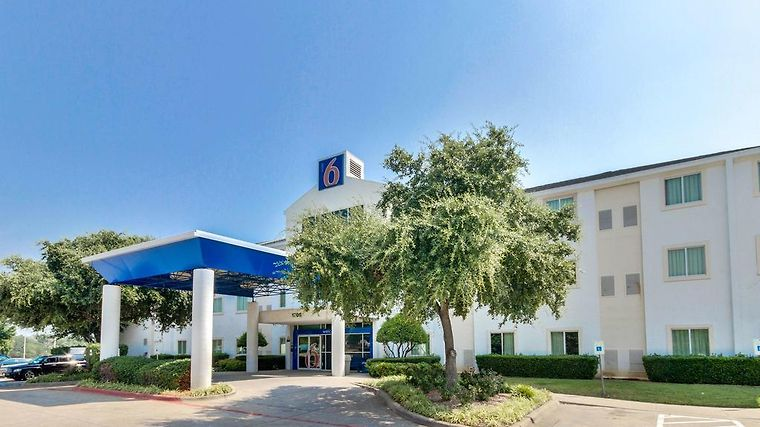 HOTEL MOTEL 6 DALLAS - LEWISVILLE, TX 2* (United States) - from US ...