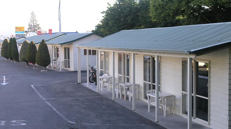 Blenheim Top 10 Holiday Park photos Exterior Hotel information