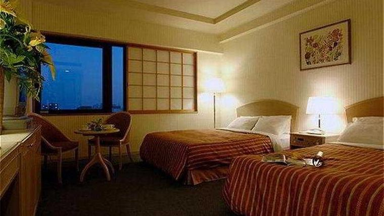 Holiday Inn Express Shin-Kobe Room