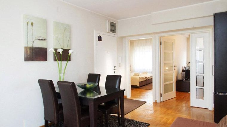 2 Bedroom Apartment Terazije With City View Exterior