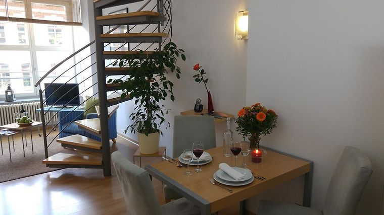 Apartmenthaus Elster Loft Leipzig Germany From Us 126 Booked