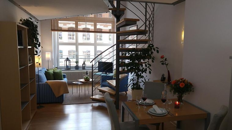 HOTEL APARTMENTHAUS ELSTER LOFT LEIPZIG 3* (Germany) - from US$ 126 ...