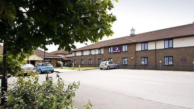 Premier Inn Oxford South photos Exterior