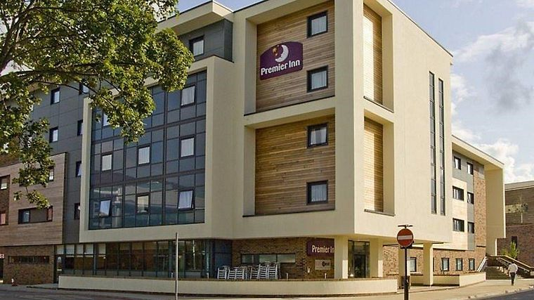 Premier Inn Durham City Centre photos Exterior